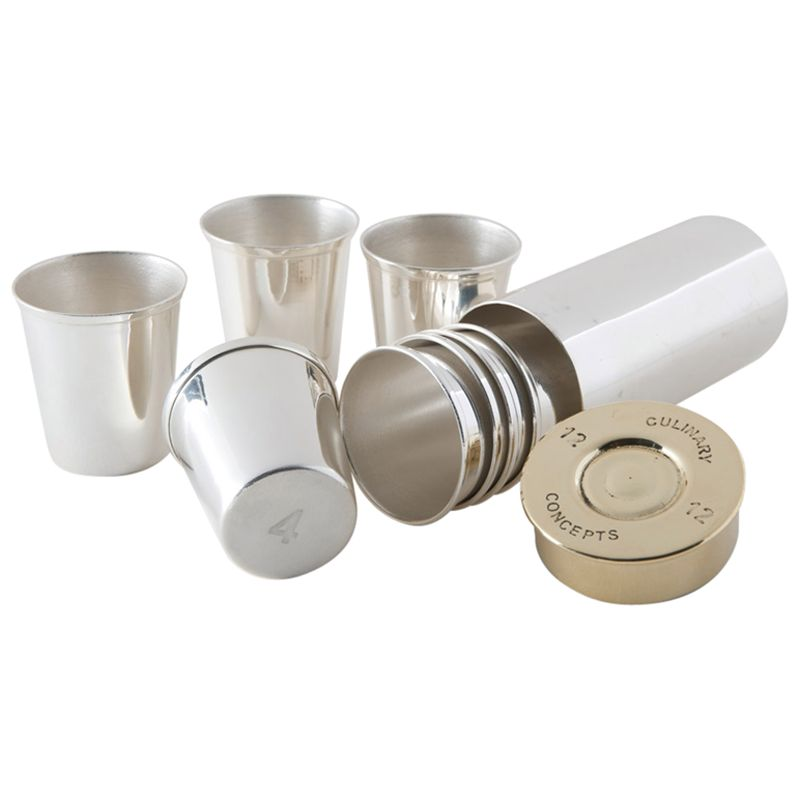 Culinary Concepts Culinary Concepts Cartridge, Shot Cups, Set of 8