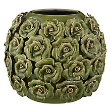 Buy Brissi Betty Globe Vase, H20.5cm Online at johnlewis.com