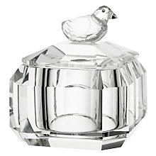 Buy Brissi Birdie Crystal Jewellery Box Online at johnlewis.com