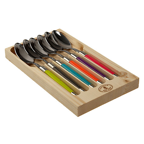 Buy Laguiole Tonic Table Spoons, Set of 6 Online at johnlewis.com