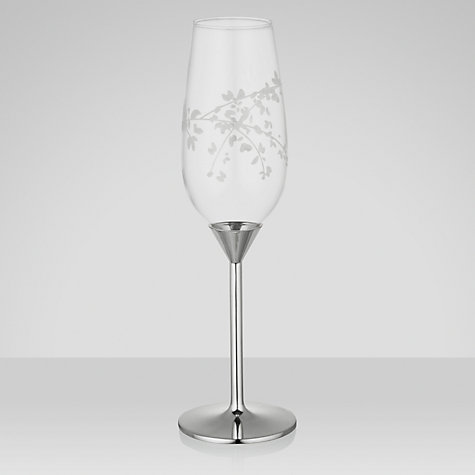 Buy kate spade new york Gardner Street Champagne Flutes, Set of 2 Online at johnlewis.com