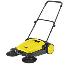 Buy Kärcher S650 Outdoor Push Sweeper Online at johnlewis.com