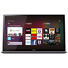 Buy Sony Bravia KDL40HX853 LED HD 1080p 3D Smart TV, 40 Inch with Freeview HD Online at johnlewis.com