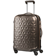 Buy Samsonite Essensis 4-Wheel Medium Spinner Suitcase Online at johnlewis.com