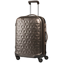 Buy Samsonite Essensis 4-Wheel Large Spinner Suitcase Online at johnlewis.com