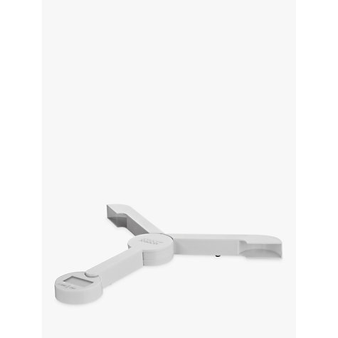 Buy Joseph Joseph Foldable TriScale, White Online at johnlewis.com
