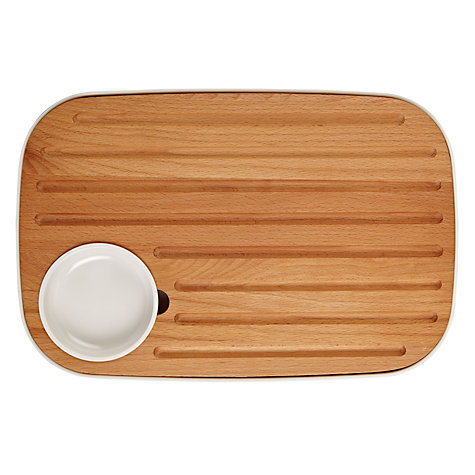 Buy Joseph Joseph Slice and Serve Cheese Board with Bowl Online at johnlewis.com