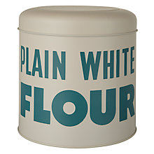 Buy Vintage by Hemingway Flour Storage Tin Online at johnlewis.com