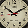 Buy Newgate Electric Clock, Dia.22x D6cm, Small Online at johnlewis.com