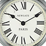 Buy Newgate World Time Wall Clock, Dia.22cm, Paris Online at johnlewis.com