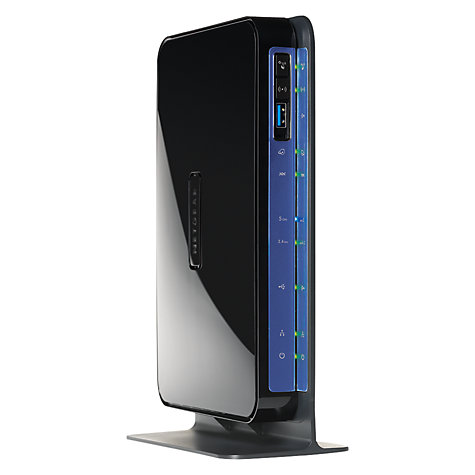 Buy Netgear N600 Wireless Dual Band Gigabit Router Online at johnlewis.com