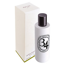 Buy Diptyque 34 Boulevard Saint Germain Room Spray, 100ml Online at johnlewis.com