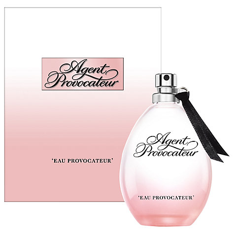Buy Agent Provocateur Eau Provacateur Eau de Toilette, 50ml Online at johnlewis.com
