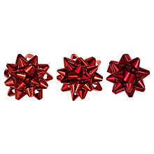 Buy John Lewis Assorted Gift Bows, x12 Online at johnlewis.com