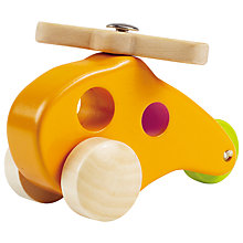 Buy Hape Little Copter, Orange Online at johnlewis.com