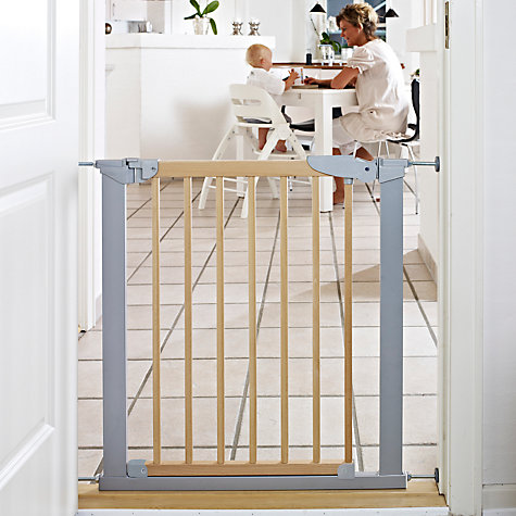 Buy BabyDan Avantgarde Pressure Indicator Safety Gate and Extensions Online at johnlewis.com