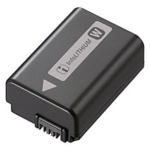 Buy Sony NP-FW50 Li-ion Battery Online at johnlewis.com
