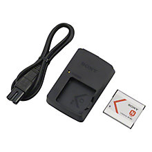 Buy Sony ACC-CSBN Rechargeable Digital Camera Battery and Charger Online at johnlewis.com