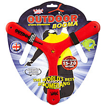 Buy Wicked Outdoor Booma Boomerang, Assorted Online at johnlewis.com