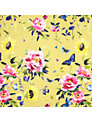 bluebellgray Butterfly Fabric, Saffron