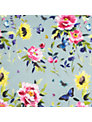 bluebellgray Butterfly Fabric, Teal