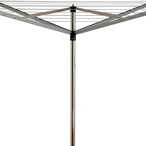 Buy Brabantia Top Spinner Rotary Airer, 36m Online at johnlewis.com