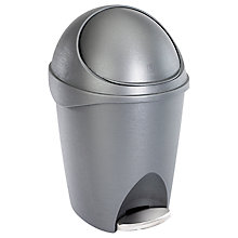 Buy Umbra Visor Pedal Bins, 6L Online at johnlewis.com