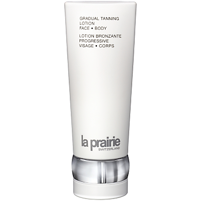 shop for La Prairie Gradual Tanning Lotion Face and Body, 180ml at Shopo