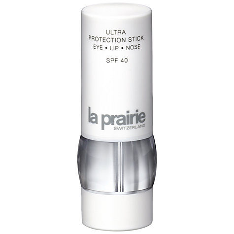 Buy La Prairie Ultra Protection Stick Eye, Lip, Nose - SPF 40, 10g Online at johnlewis.com