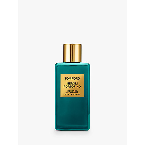 Buy TOM FORD Neroli Portofino Shower Gel, 250ml Online at johnlewis.com