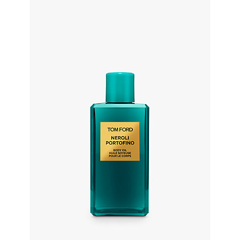 Buy TOM FORD Private Blend Neroli Portofino Body Oil, 250ml Online at johnlewis.com