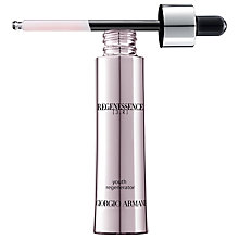 Buy Giorgio Armani Regenessence [3.R] Concentré Serum, 30ml Online at johnlewis.com