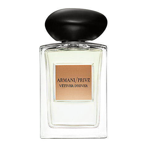 Buy Giorgio Armani / Privé Les Eaux Vétiver Babylone Eau de Toilette, 100ml Online at johnlewis.com
