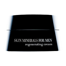 Buy Giorgio Armani Skin Minerals for Men Regenerating Cream, 50ml Online at johnlewis.com
