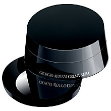 Buy Giorgio Armani Crema Nera Reviving Eye Pot, 15ml Online at johnlewis.com