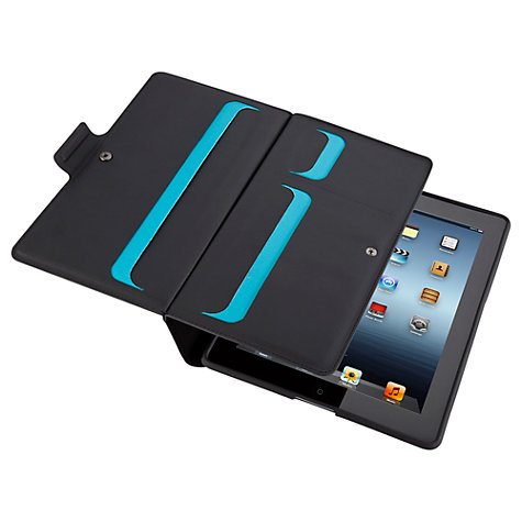 Buy Speck WanderFolio for 3rd & 4th Generation iPad, Black Online at johnlewis.com