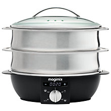 Buy Magimix 11578 Steamer Online at johnlewis.com
