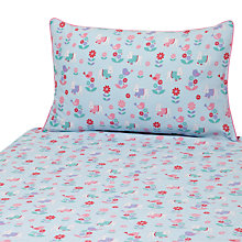 Buy John Lewis Scottie Dog Cotbed Duvet Cover and Pillowcase Set Online at johnlewis.com