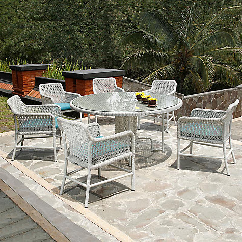 Buy Barlow Tyrie Kirar Outdoor Armchair Online at johnlewis.com