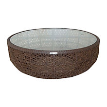 Buy Barlow Tyrie Kirar Round 4-Seat Outdoor Coffee Table Online at johnlewis.com