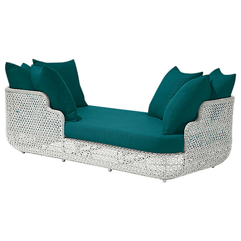 Buy Barlow Tyrie Kirar Outdoor Tête à Tête Daybed Online at johnlewis.com