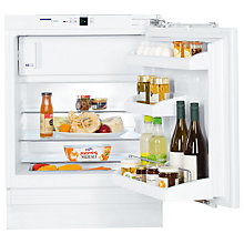 Buy Liebherr UIK1424 Integrated Built Under Fridge with Freezer Compartment, A++ Energy Rating,60cm Wide Online at johnlewis.com