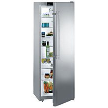 Buy Liebherr KPESF3620 Larder Fridge, A++ Energy Rating, 60cm Wide, Stainless Steel Online at johnlewis.com