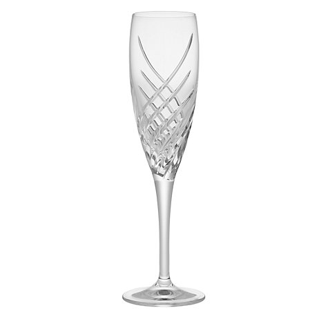 Buy John Lewis Breeze Flutes, 0.16L, Set of 2 Online at johnlewis.com