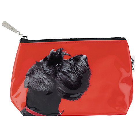 Buy Catseye Terrier Red Toiletries Bag Online at johnlewis.com