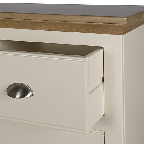 Buy John Lewis Helston Gentleman's 5 Drawer Chest Online at johnlewis.com