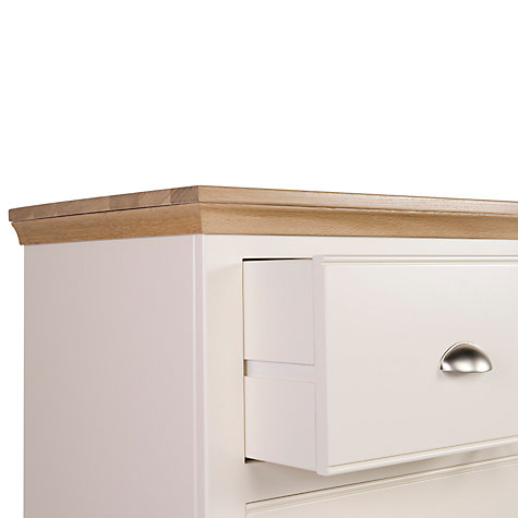 Buy John Lewis Downton 4 Drawer Chest Online at johnlewis.com