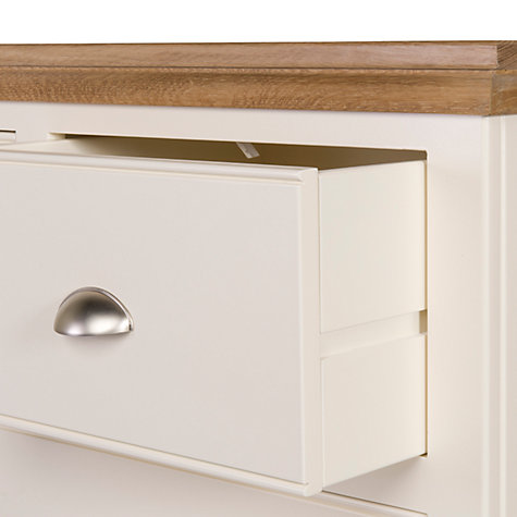 Buy John Lewis Downton 7 Drawer Chest Online at johnlewis.com