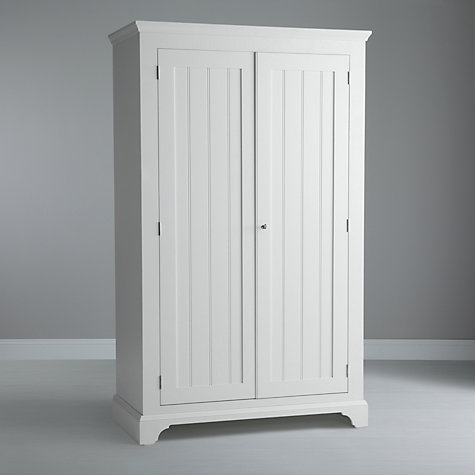 Buy John Lewis Helston 2-door Wide Wardrobe Online at johnlewis.com