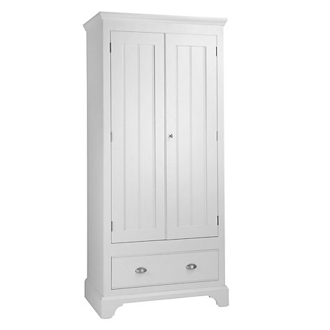Buy John Lewis Helston 2-door 1-drawer Wardrobe Online at johnlewis.com